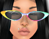 ! COOL SUNGLASSES TIE DY