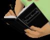 {M} The Book