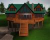 Redwood Mountain Cabin