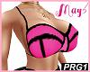 """Bimbo Bra Pink S PRG1"