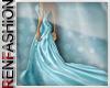 $R Baby Bleu Gown