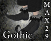 Gothic Elf Shoes