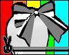 .R. Doom Chibi Bow