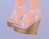 D! Summer Sandals Purple