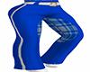 Blue Suit Pants