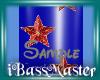 !BM! Blue Star Nails