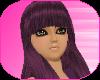 SHEILA in purple