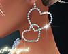 Earrings Anim Blue Drv