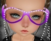 Granny Kid Purple Glasse