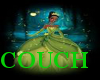 Princess & Feog couch