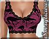 S⭐ Lace Top -Flamingo