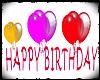 HAPPY BIRTHDAY SIGN 2D