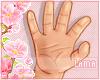 cute baby hands