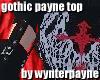 Gothic Payne Blouse