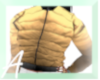 Gold Fitted Coat