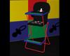 {DWW} High Chair