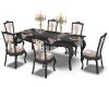 (D) SUNSET DINNER TABLE