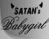 .Satan. Babygirl Sign
