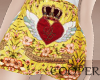 !A Yellow heart skirt