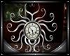 Secret Villa Clock