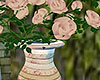 Wedding Roses in Urn