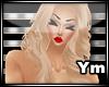 Y! Odlra |Blonde