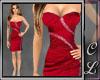 Linny Dress Red