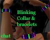 c]Neon Collar+ bracelets
