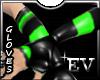 EV Toxic Rubber Gloves