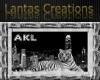 AKL BnW Tiger mat