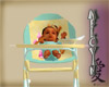 Baby Pooh Chair & Baby