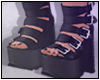 Aiko Boots Black