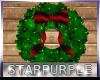 Christmas Wreath Sparkle