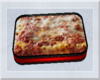 Lasagna In Serving Dish