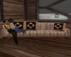 !Mountain Cabin Sofa