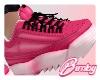Running Sneakers Pink