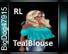 [BD]RLTealBlouse