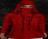 999X:Red Ninja Hoody