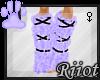 !R; Steph Leg Fur