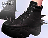 ▲ Spike Boots