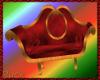 Sleigh Chair wood
