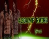 420 amp radio DJ French
