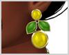 Squeeze Me Lemon Earring