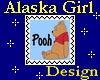 Pooh Stamp