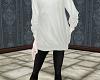 CIN| Andro White Sweater