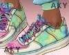 @Tiedye Sneaker