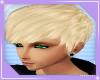 emo blonde M