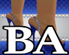 [BA] Navy Blue Shoes