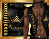 [L] ROYAL Gold Vest M