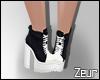 Cute retro heels